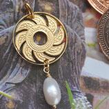 Thailand Sonnenrad mit Perle