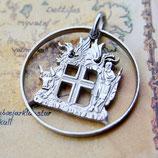 Island Wappen alt
