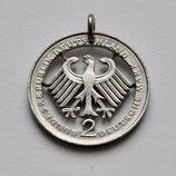 Deutschland 2 DM Adler