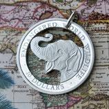 Cook Islands Lachender Elefant