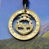 Costa Rica Wappen