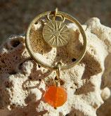 Griechenland Sonne mit Stein