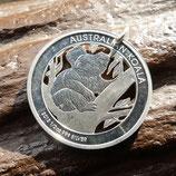 Australien Koalabär Variante Silber