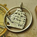 Polen Segelschiff