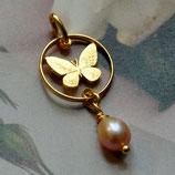 Philippinen Schmetterling mit Perle