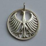 5 DM Silberadler Deutschland