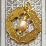 Indien Anna Gold mit Perle