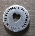 Médaille Campagne & cie