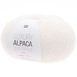 Luxury Alpaca Superfine aran