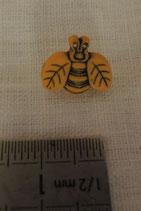 Bouton abeille