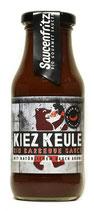 Kiez Keule Bio BBQ Gourmetsauce 245ml