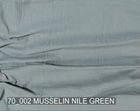 Musselin Nile Green