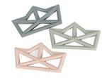 Beißring Origami Boot