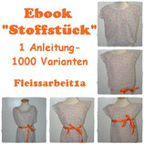 "Ebook ""Stoffstück"""