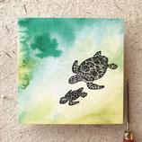 Kaart Schildpad
