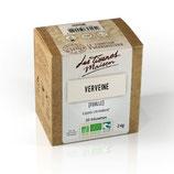 Le Comptoir d'Herboristerie - TISANE INFUSETTES VERVEINE - 24gr