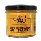CLAC - Mousse de potimarron au Salers 100g