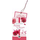 Aromandise - SACHET PARFUMÉ ROSE DU BENGALE