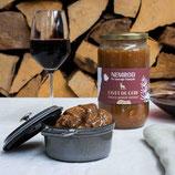 NEMROD - Civet de cerf sauce Grand veneur