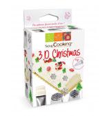 Kit 3D Douilles Noël