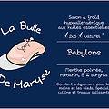 La Bulle de Maryse - BABYLONE