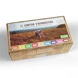 Comptoir d'Herboristerie - Coffret d'infusions