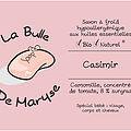 La Bulle de Maryse - CASIMIR