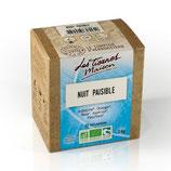 Le Comptoir d'Herboristerie - TISANE INFUSETTES NUIT PAISIBLE - 24 gr