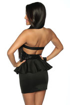 Vintage-Kleid mit Pailletten 0006
