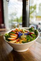 Tarte ou plat aux légumes