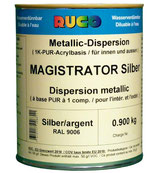 Magistrator Silber Ral 9006