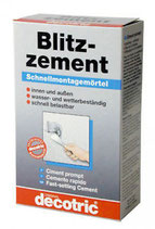 Decotric Blitzzement 1 kg