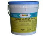 Acry Latex Forte 10 seidenmatt innen weiss