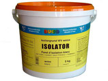 Isolator weiss