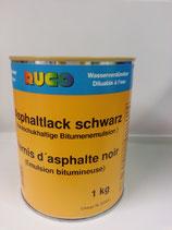 Asphaltlack schwarz 1 kg
