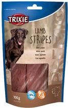 TRIXIE PREMIO Lamb Stripes, 100g, mit extra viel Lammfleisch (100g / 2,49€)