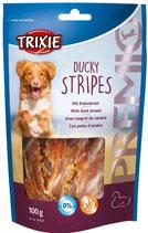 TRIXIE PREMIO Ducky Stripes, 100g, mit Entenbrust (100g / 2,29€)