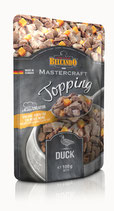 Belcando Mastercraft Topping DUCK, 100g (100g / 1,29€)