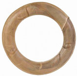 TRIXIE Kauring, getrocknete Rinderhaut, Ø 15 cm, 175g (100g / 2,28 €)