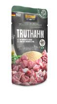 Belcando Truthahn mit Amaranth & Erbsen 125g (100 g ab 0,90 €)