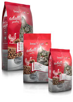 BEWI CAT Adult Poultry / Reich an Geflügel - verschiedene Größen (100 g ab 0,23 €)