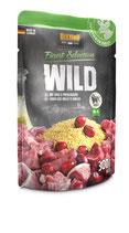 Belcando Wild mit Hirse & Preiselbeeren 300g (100 g ab 0,76 €)