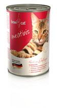 BEWI CAT Meatinis GEFLÜGEL (100 g ab 0,26 €)