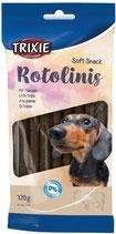 TRIXIE Soft Snack Rotolinis PANSEN, 12 Stck / 120 g (100g / 0,83€)
