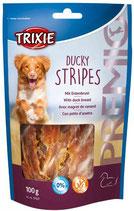 TRIXIE PREMIO Ducky Stripes, 100g, mit Entenbrust (100g / 2,49€)