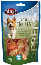 TRIXIE PREMIO Apple Chicken, 100g, mit Hühnchen + Apfel (100g / 2,99€)