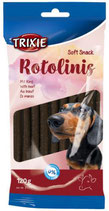 TRIXIE Soft Snack Rotolinis RIND, 12 Stck / 120 g (100g / 0,83€)