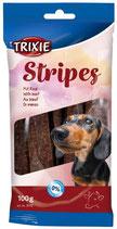 TRIXIE Stripes mit Rind, 10 Stck / 100 g (100g / 0,99€)