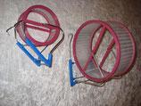 Hamsterrad / Laufrad am Ständer geschlossen, versch. Größen