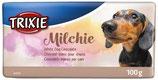 TRIXIE Hundeschokolade MILCHIE, 100 g, mit wertvollen Vitaminen (100g / 1,49€)